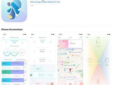 HCM iOS App - Team Functionalities