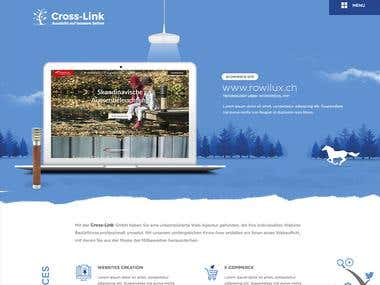CrossLink Website
