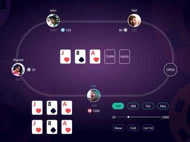 Crytpo Poker