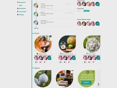 Mixinity website renew