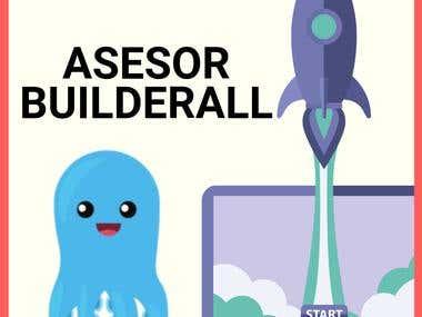 ASESOR EN BUILDERALL - CREAR FUNNEL & EMAILS & ANUNCIO FADS