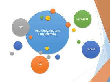 Web Designing and Programming