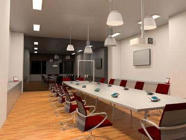 Office re-design concept