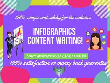 Infographics Writing