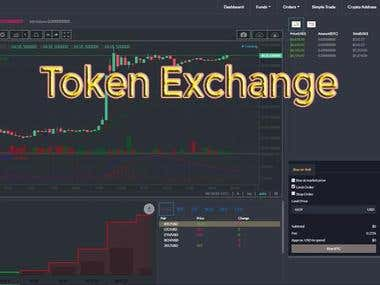 Cryptocurrency trading platform