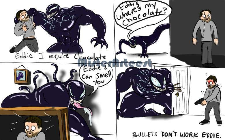 Venom Meme Freelancer