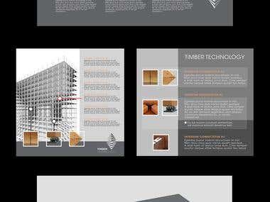 Brochure & Packaging