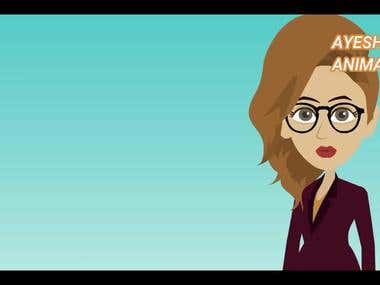 The Animated Video Sample