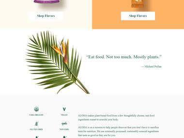 my design web site