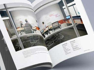 "Catálogo ""KX-space"", Steelcase"