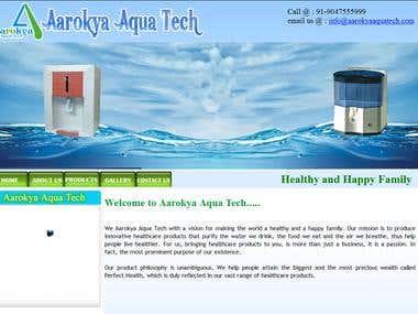 Arokya Aqua Tech