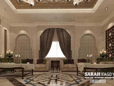 men's saudi Arabia Majlis ( seating )