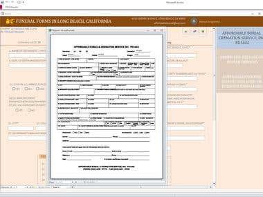 create multi user access database