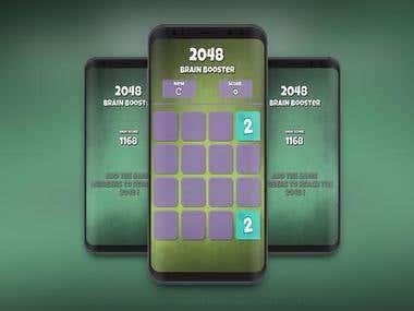 2048 : Brain Booster