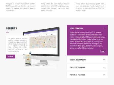 www.trackingwings.com GPS tracking system