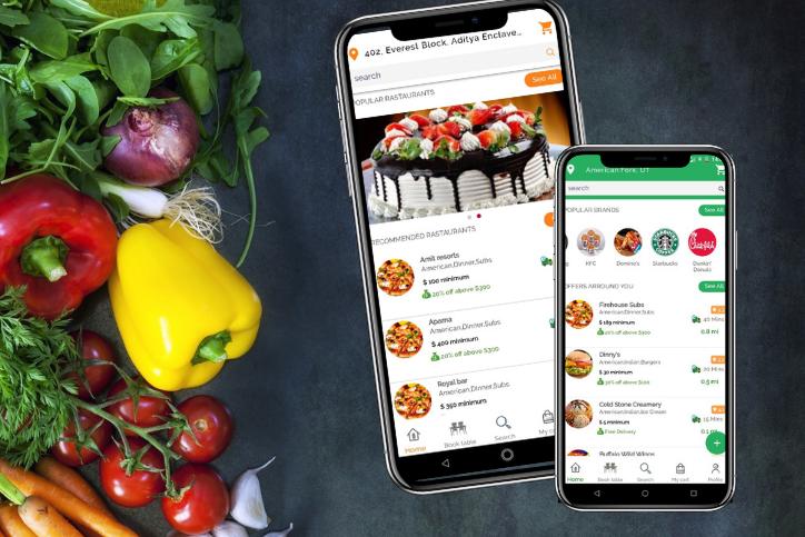 Food Delivery Hybrid App | Freelancer