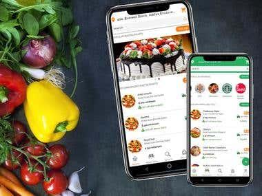 Food Delivery Hybrid App