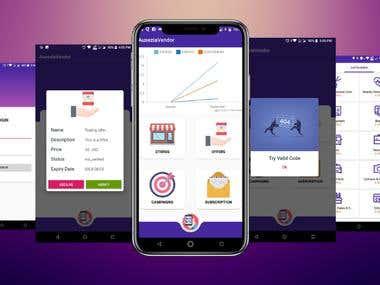 Auxezia Android App
