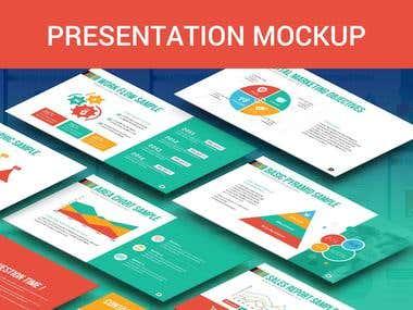 Presentation Mockup