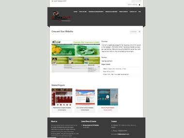 AIDATATECH Website Development