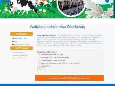 Shree Maa Distributors