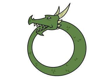 dragon orouboros