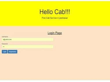 Cab management system