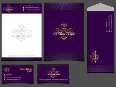 Corporate Branding for SK CROWNPLAZA