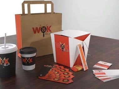 Xwok corporate identity