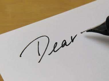 Letter Writing- Formal or informal