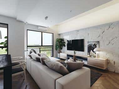 VR I Apartment -360°