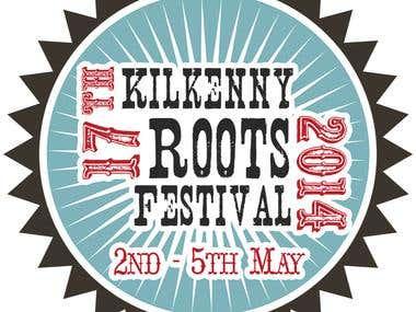 Kilkenny Roots Festival Logo