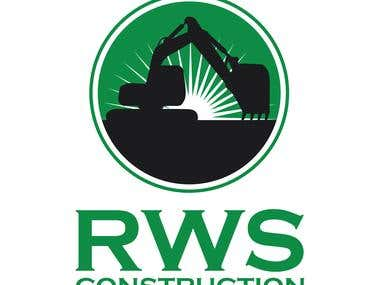 Raw Construction Logo