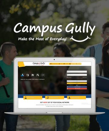campusgully.com Professional Social Application