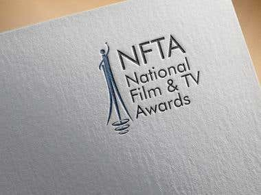National Film & TV Awards Logo