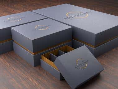 Signature Coffe box