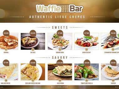 Food ordering website