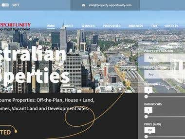 Australian Properties Management System