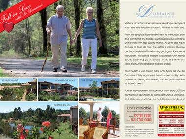 Real Estate Retirement Home ad 4