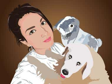 SELFIE WITH PETS