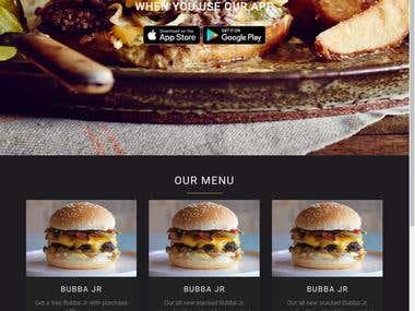 Bubba Burgers