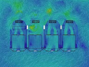 Data Center airflow