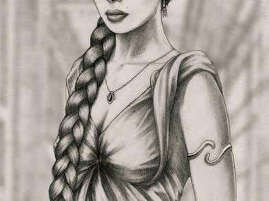 SERANA (woman) ZOSIM (old man)