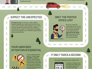 Work Safety Infographic