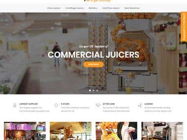 iSqueeze The Best Commercial Juicers Supplier in UK- Magento