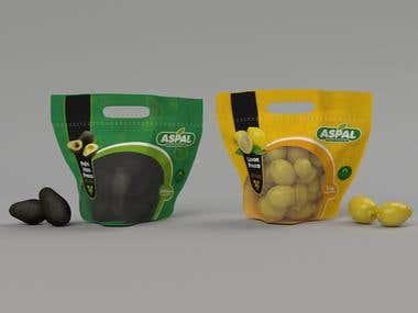 Lemon and Avocado Packing