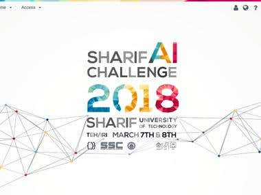 AI Challenge Competition Site