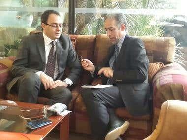 Presidente de la cámara de representantes de Marruecos