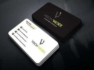 Business Card Design !