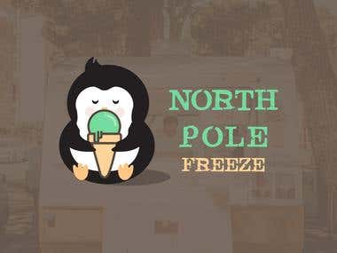 North Pole Freeze